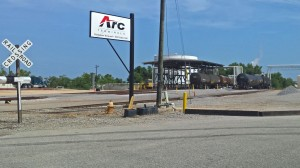 Arc Terminals Chickasaw