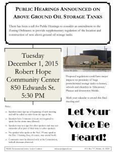 Public Hearing Flyer 2