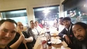 Mustafa Ali, George Edwardson, Rosemary Ahtuangaruak, MEJAC & Oberlin