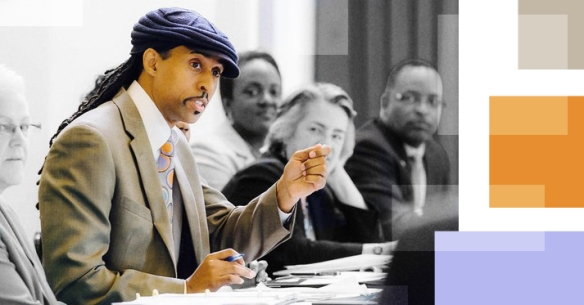 Mustafa Santiago Ali, Courtesy of Hip Hop Caucus